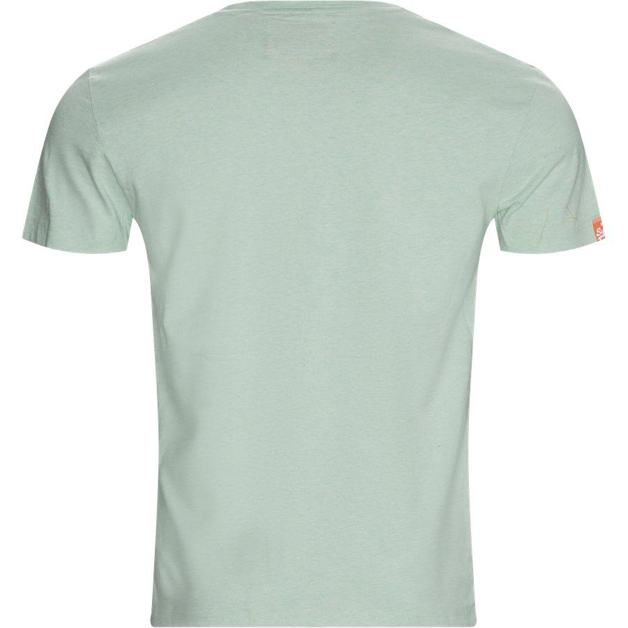 M1010 - M1010 T-shirt - T-shirts - Regular - LIME DCR - 2